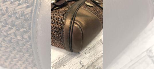 9a01942c2171 Плетёная пляжная сумка купить в Москве на Avito — Объявления на сайте Авито