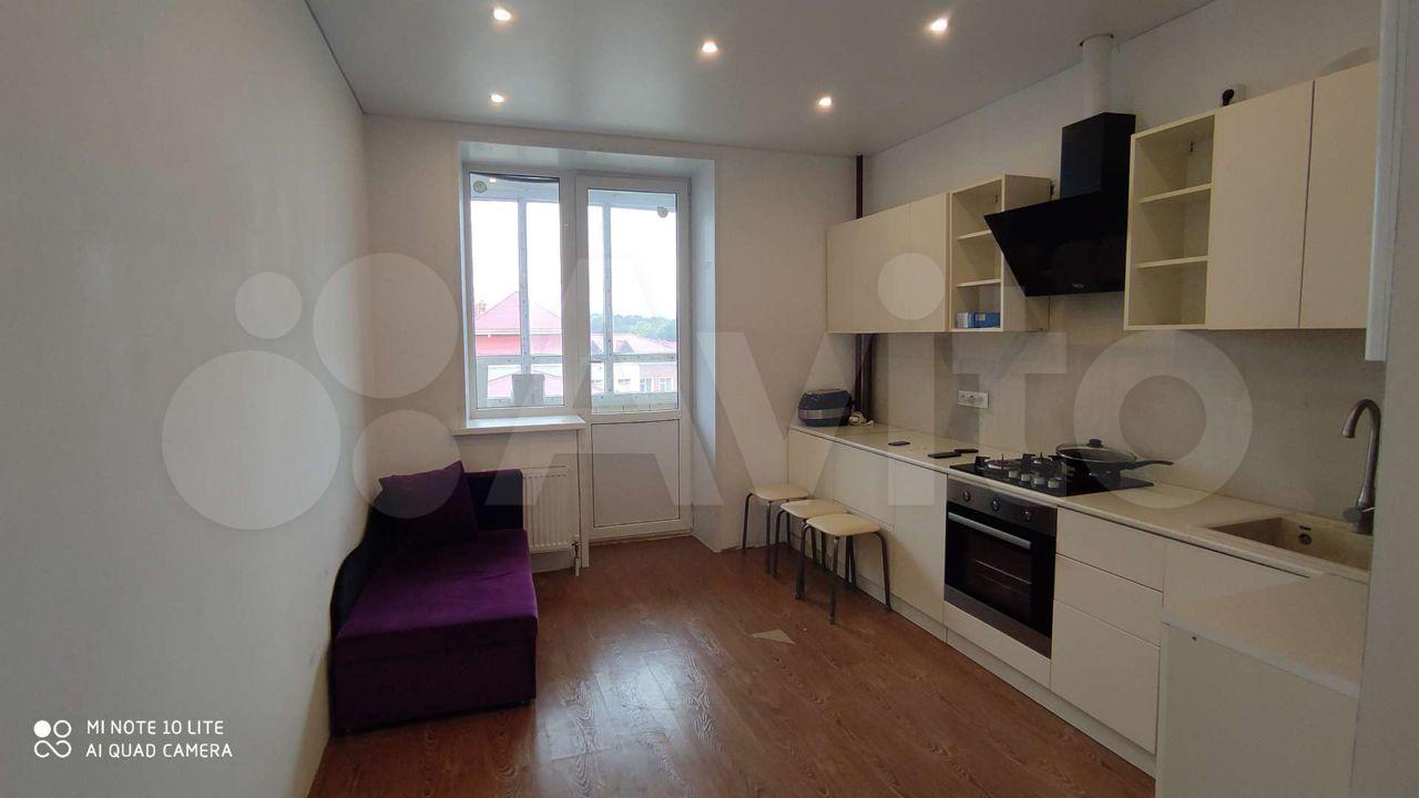 1-к квартира, 55 м², 6/10 эт.  89107839012 купить 1
