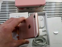 IPhon 6s, Rose Gold 32GB