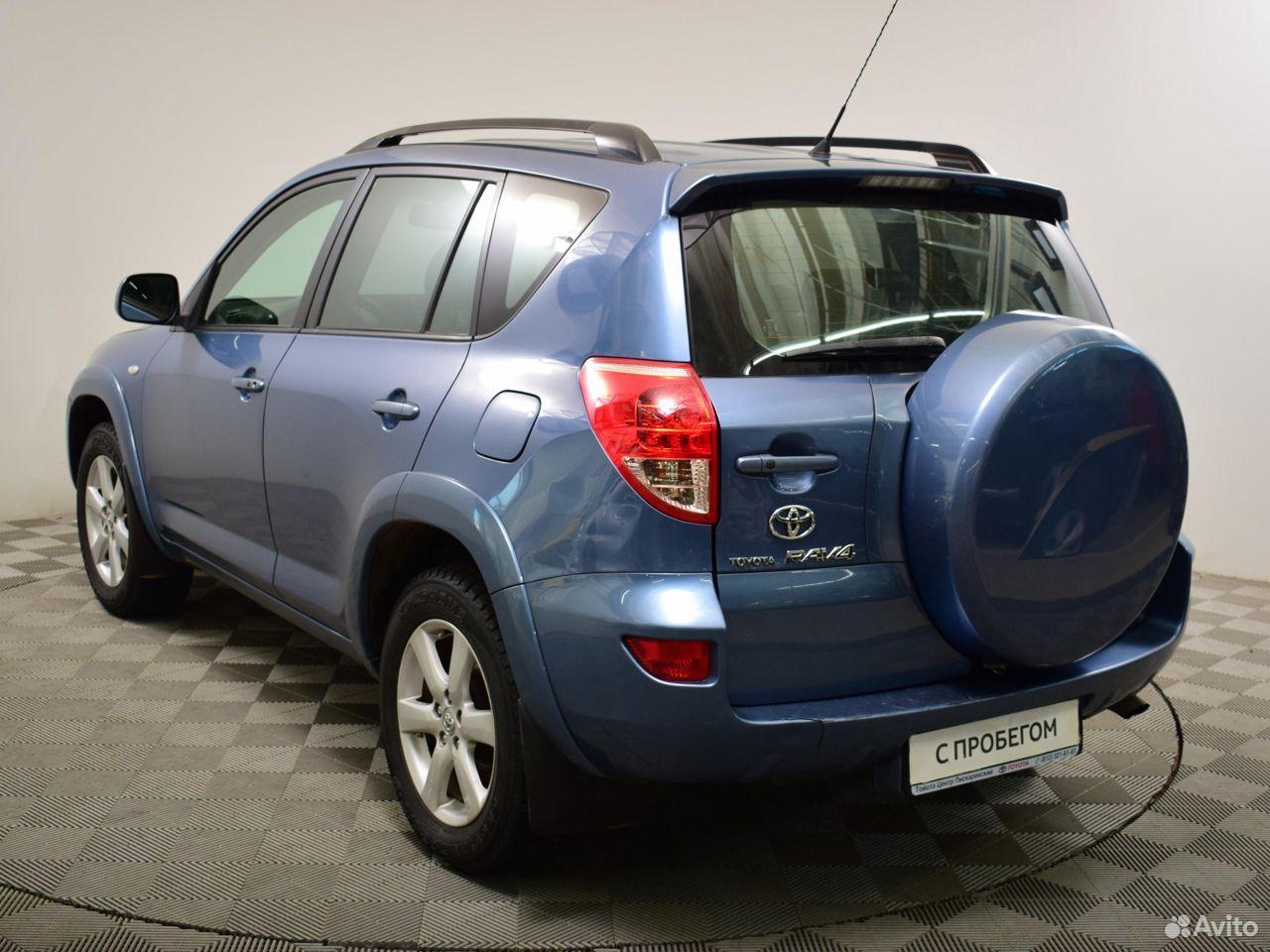 Toyota RAV4, 2008  88129207311 купить 8