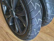 Колёса Rubena 47-203 для коляски