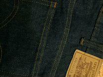 Levis 630 made in Europa 40х34 желтый флажок