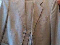 Костюм fosp 46/S практически новый пиджак + брюки