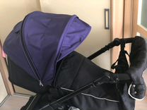 Коляска Britax Smile 2 Mineral Purple