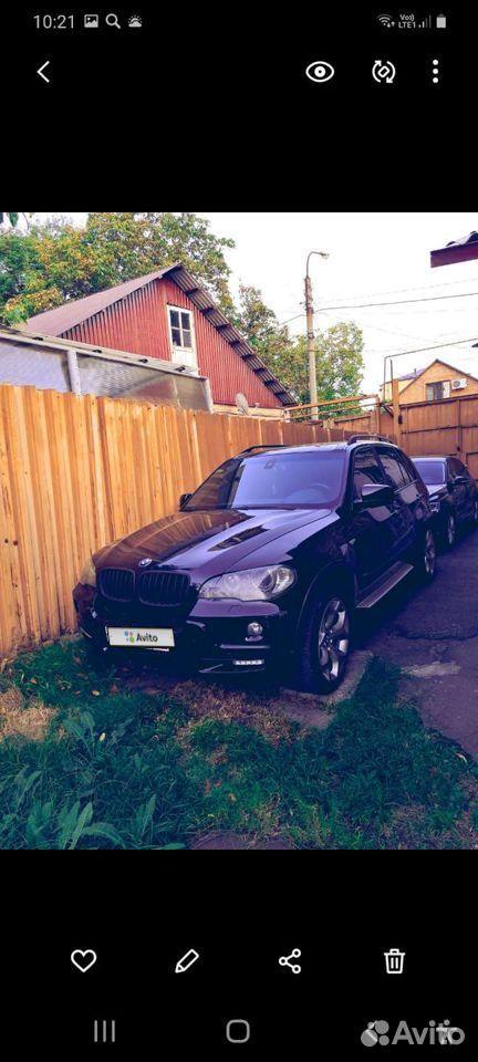 BMW X5, 2007  89194214504 купить 2