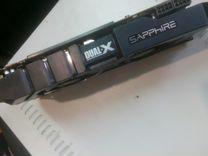 Видеокарта Radeon HD7970 sapphire dual-X 3GB