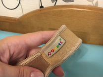 Бандаж от пупочной грыжи для новорождённых orlett