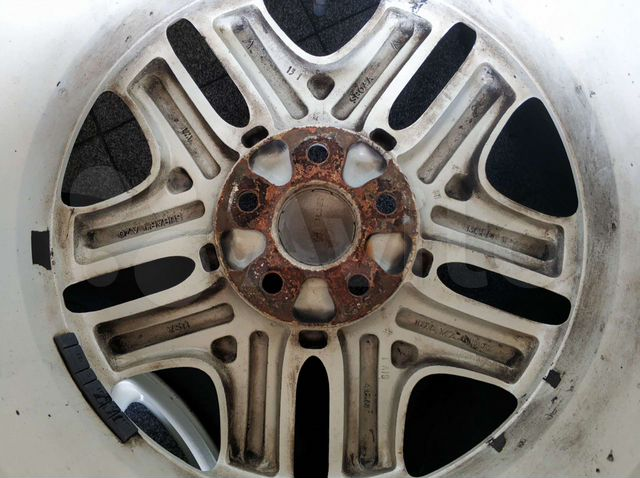 Диски литые Subaru Outback R 16, оригинал 4 шт