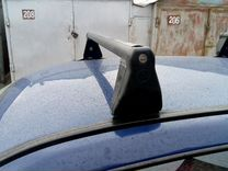 Багажник на фольцваген поло