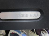 Игровая приставка x-box 360 120Gb арт гз 84
