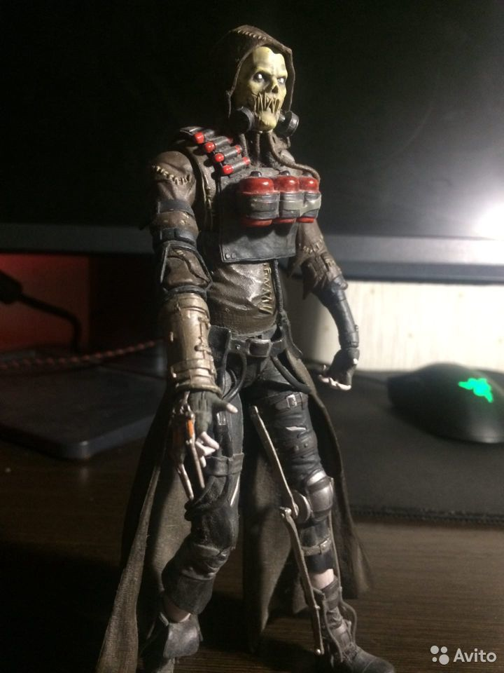Фигурка Batman Arkham Knight Scarecrow  89536239291 купить 1