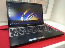 4-х ядерный игровой ноутбук SAMSUNG