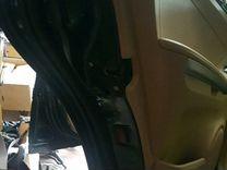 Задняя левая дверь мерседес ML W164