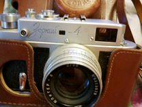 Фотоаппарат фэд 5В и Зорький 4 — Фототехника в Твери