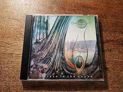 The Tanget - A Place in the Queue (CD) Germany