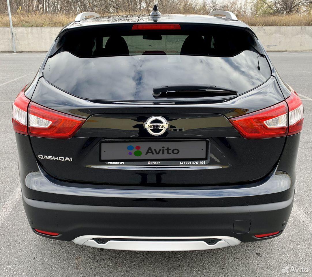 Nissan Qashqai, 2017 89045348560 купить 7