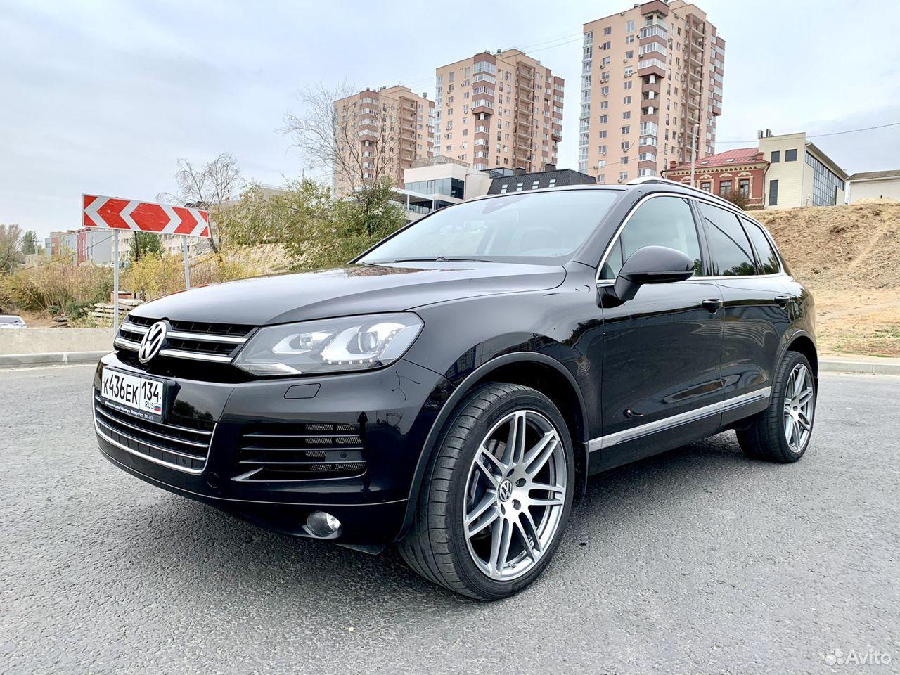 Volkswagen Touareg, 2014  89610795153 купить 2