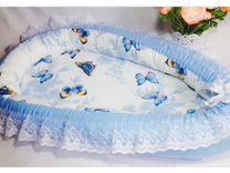 Кокон-гнёздышко для новорожденных