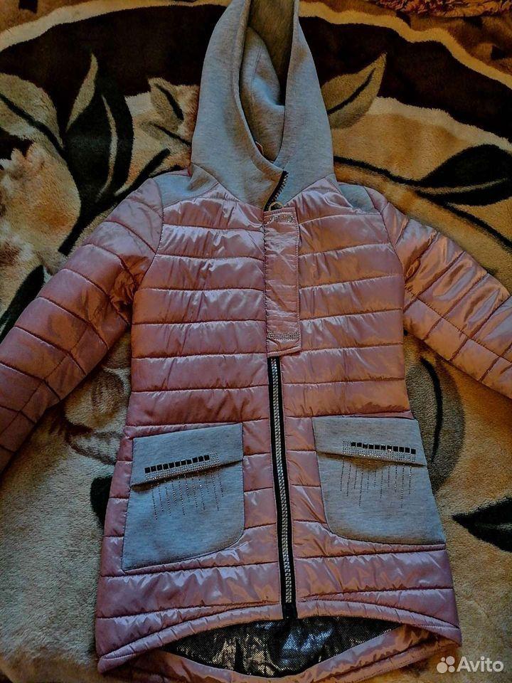 Плащ - пальто  89510772660 купить 1
