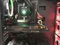 Огонь/X370/Ryzen 5-3600/DDR4-32Gb/GTX1080-8G/M2