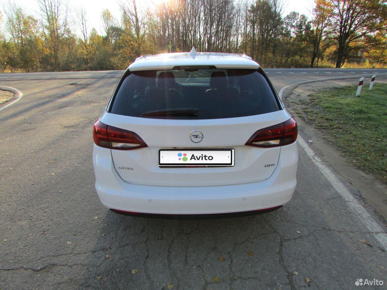 Opel Astra, 2017  89611352604 купить 4