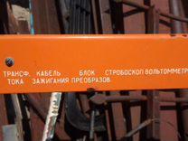 Мотор тестер ки-5524 — Запчасти и аксессуары в Пензе