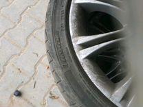 2 колеса и 2 диска bmw r18
