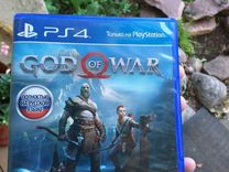 God of war для playstation4