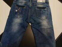 Бриджи джинсовые Турция