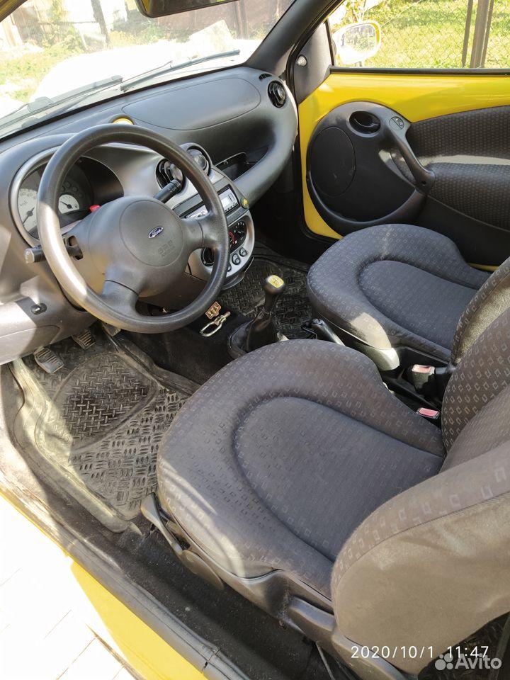 Ford Ka, 2000  89379356431 купить 5