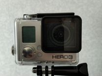 Экшн-камера GoPro Hero 3 Black