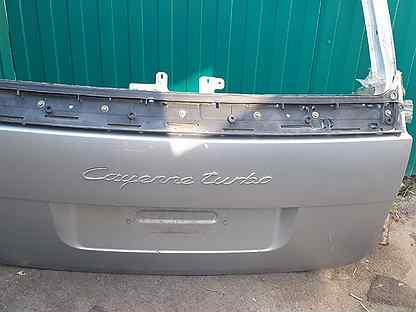 Крышка багажника Porsche Cayenne 2005