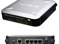 Linksys RVS4000 Гигабитный маршрутизатор с VPN
