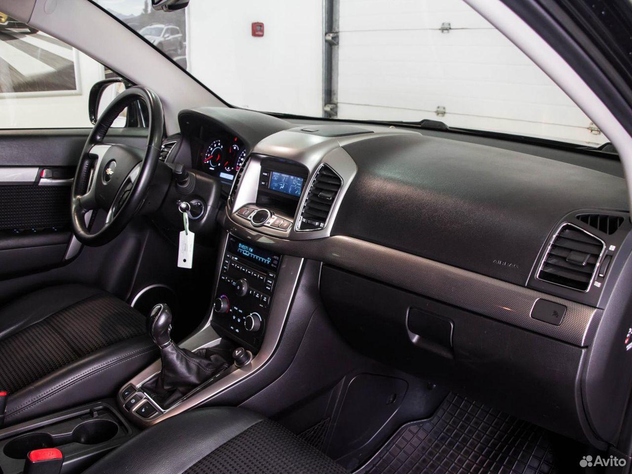 Chevrolet Captiva, 2012  88314107342 купить 8