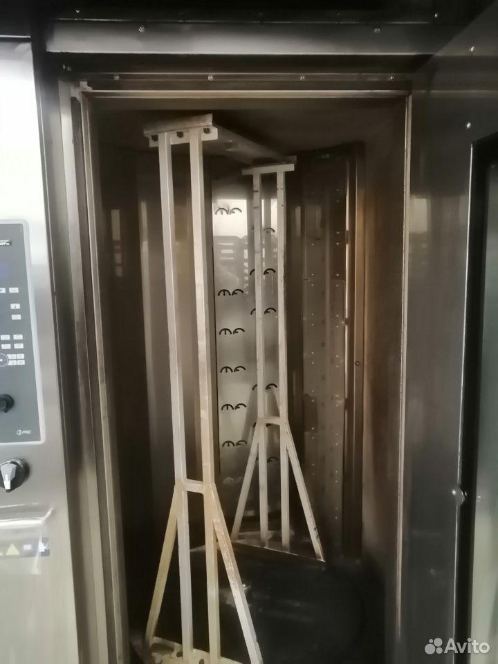 Печь ротационная