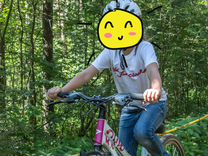 Велосипед на рост 120-155