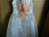 Платье рост 116-128
