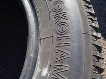 Комплект зимних шипованных шин Yokohama