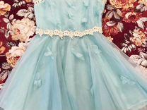 Платье красивое