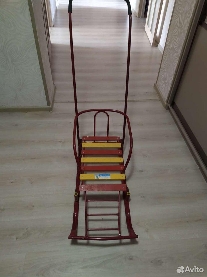 Санки детские Умка  89200809577 купить 2