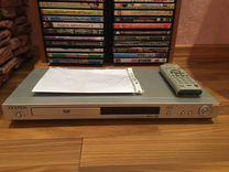 DVD плеер Samsung + 100 мультфильмов