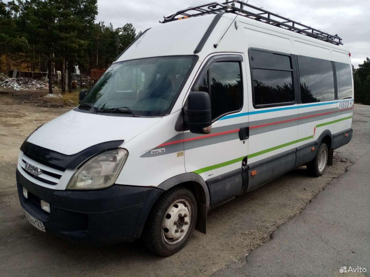 Автобус Ивеко дейли  89644638563 купить 3