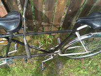 Велосипед тандем (взрослый)
