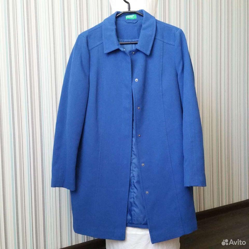 Пальто пиджак Benetton  89101475907 купить 1