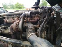 Двигатель MAN D2866 под трос