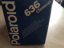 Palaroid 636 японский импорт совершено новый