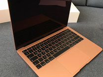 """MacBook Air 13"""" Gold 2018 mree2"""