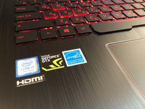 Asus FX753VD-GC256T i7/HDD+SSD/17.3 IPS с чеком