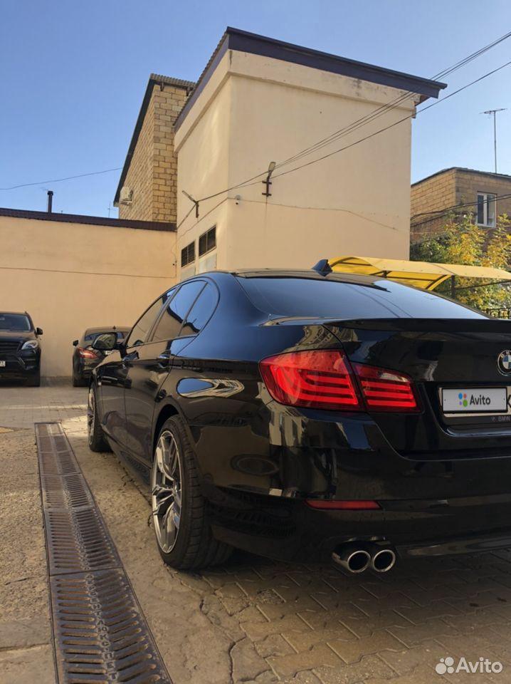 BMW 5 серия, 2010  89640519416 купить 6