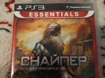 Продам диски для SonyPS3 (Sniper + GranTurismo5)